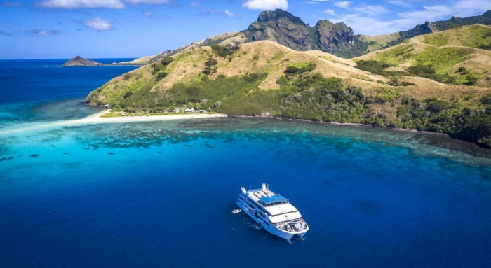 Crociera Fiji Wanderer