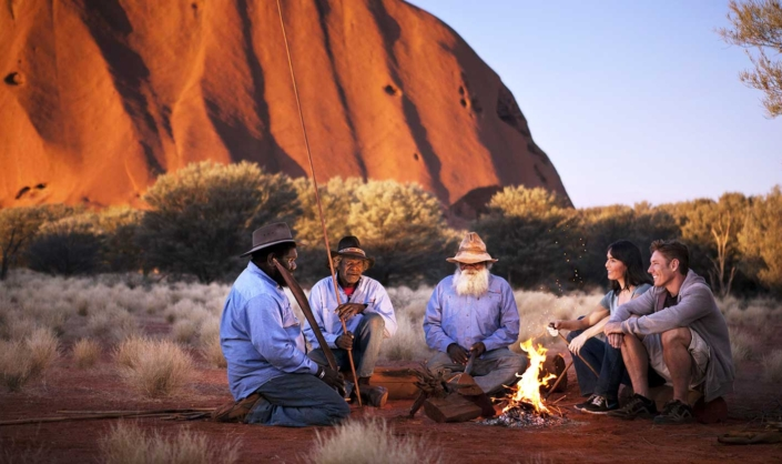 Ayers Rock e Red Centre