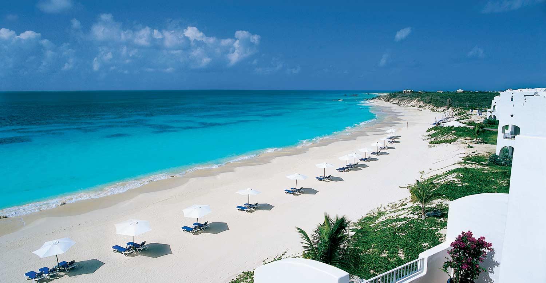 Cuisinart anguilla resort spa ares viaggi for Isola di saint honore caraibi