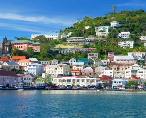 Barbados Grenadines e Grenada