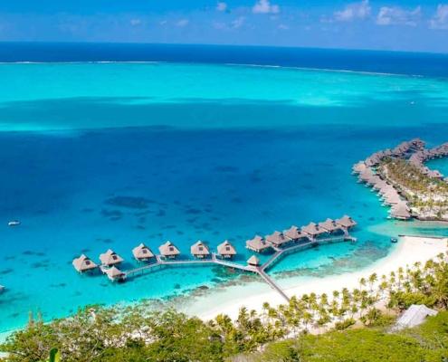Conrad Bora Bora Nui ! Aresviaggi