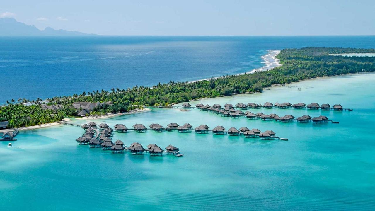 Intercontinental Thalasso Bora Bora