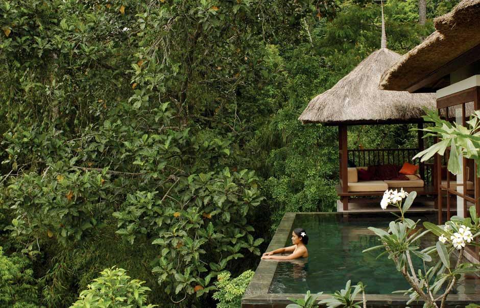 Viaggio a Ubud Hanging Gardens