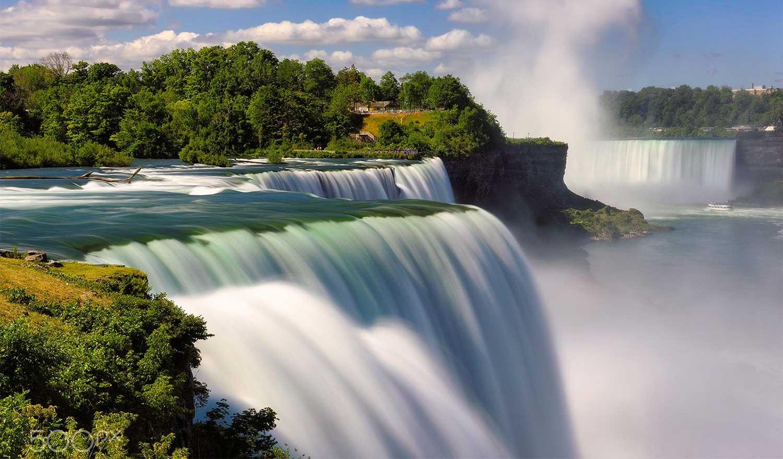 Niagara Falls & Shopping