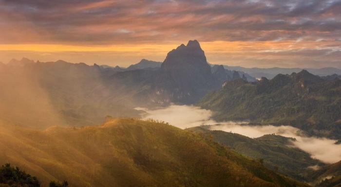 Laos Panorama