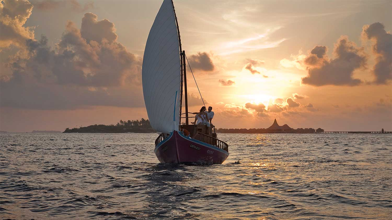 Abu Dhabi e Maldive