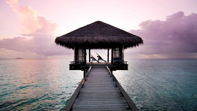 Dubai e Maldive