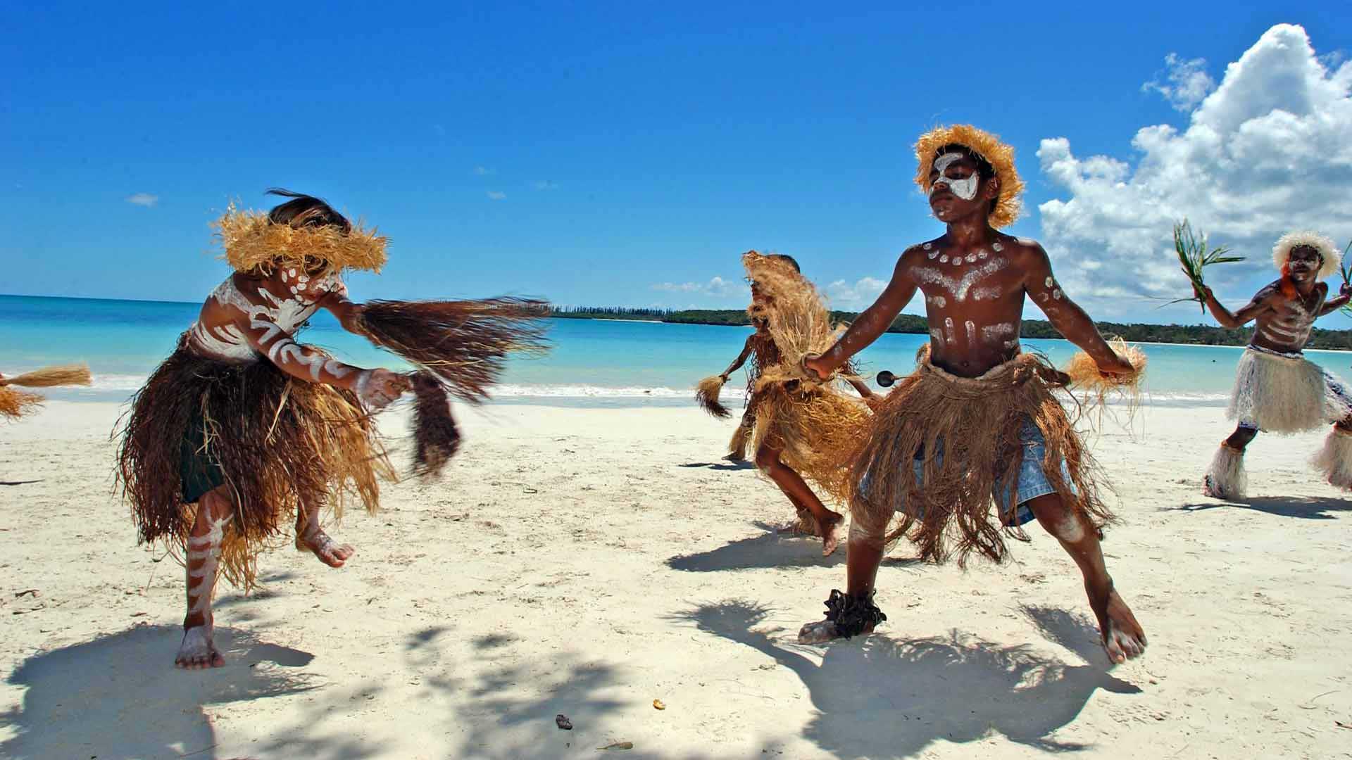 Australia e Nuova Caledonia
