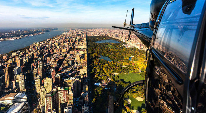 New York Tour in elicottero